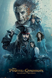 Poster - Pirates of the Caribbean