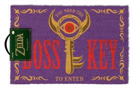 Poster - Fußmatte Kokos Legend of Zelda, The - Boss Key