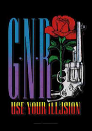 Poster - Guns N' Roses Logo - Use Your Illusion