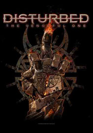 Poster - Disturbed  The Vengeful One
