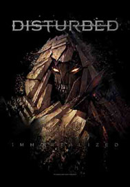 Poster - Disturbed  Immortalized