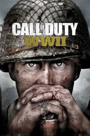 Call Of Duty Stronghold - WWII Key Art