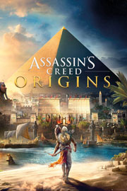 Assassins Creed Origins - Cover