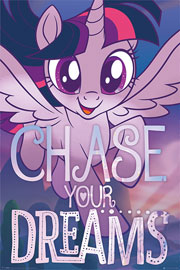 Poster - My Little Pony Movie - Chase Your Dreams