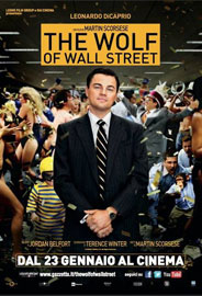 Poster - Wolf of Wall Street Italian - One Sheet