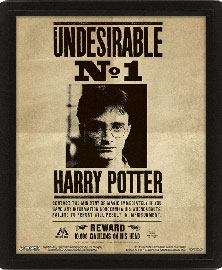 Poster - Harry Potter Potter / Sirius