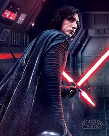 Star Wars - The Last Jedi  Kylo Ren Rage
