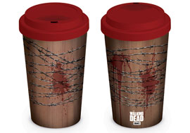 Walking Dead Lucille Travel Mug