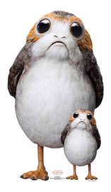 Star Wars - The Last Jedi  EP8 Porg
