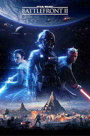 Poster - Star Wars Battlefront 2 - Game Cover