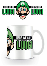 Poster - Nintendo Super Mario - Here We Go Luigi