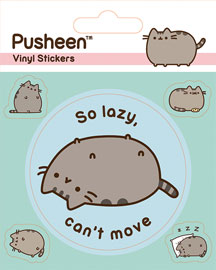 Poster - Pusheen Lazy
