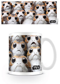 Star Wars - The Last Jedi Many Porgs