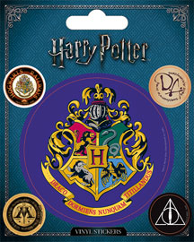 Harry Potter  Hogwarts - Symbols