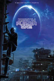 Poster - Ready Player One