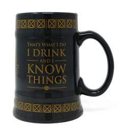 Game Of Thrones Drink & Know Things