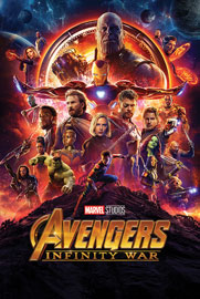 Avengers - Infinity War One Sheet