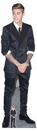 Bieber, Justin Smart Suit and Smile