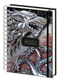 Game Of Thrones Stark & Targaryen - Wappen