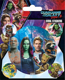 Guardians of the Galaxy 2 - Team