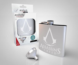 Flachmann-Set Assassins Creed
