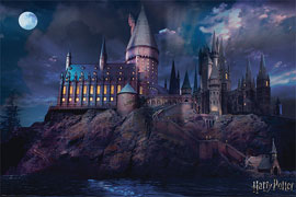 Harry Potter Hogwarts - Schloss