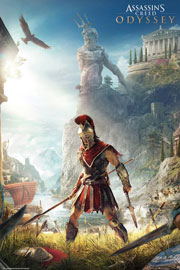 Assassins Creed Odyssey - Keyart