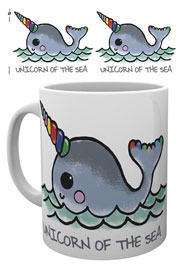 Unicorn Kawaii - Narwhal