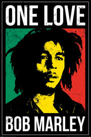 Poster - Marley, Bob One Love - Portrait