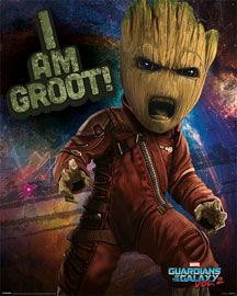 Guardians of the Galaxy  Vol. 2 - Angry Groot