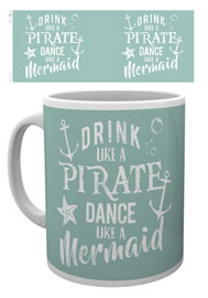 Poster - Fun-Tasse Mermaid In Training