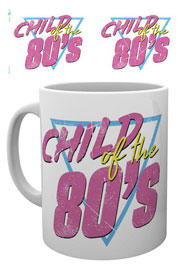 Poster - Retro Chic - Child of the 80s