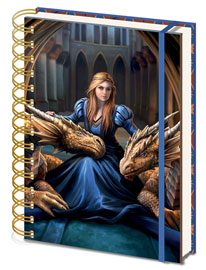 Poster - Anne Stokes