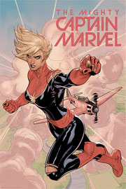 Marvel Captain Marvel - Flight