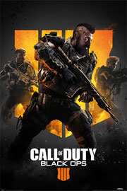 Call Of Duty Black Ops 4 - Trio