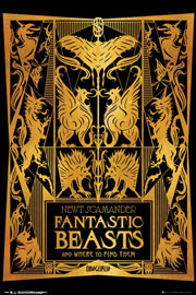 Fantastic Beasts 2 - Book Cover