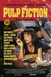 Poster - Pulp Fiction