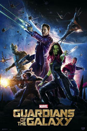 Guardians of the Galaxy  2 - One Sheet