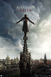 Assassins Creed One Sheet - Stand