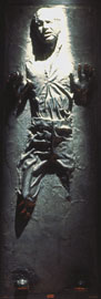 Poster - Star Wars Han Solo - Carbonite
