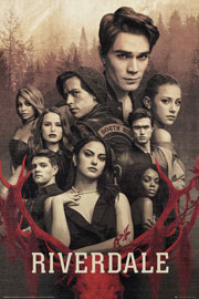 Poster - Riverdale Season 3 - Key Art