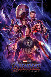 Poster - Avengers Endgame - Journey's End