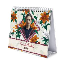 Größe 30x30 cm Kahlo Offizieller Kalender 2019 Frida