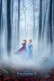Poster - Frozen 2 Woods