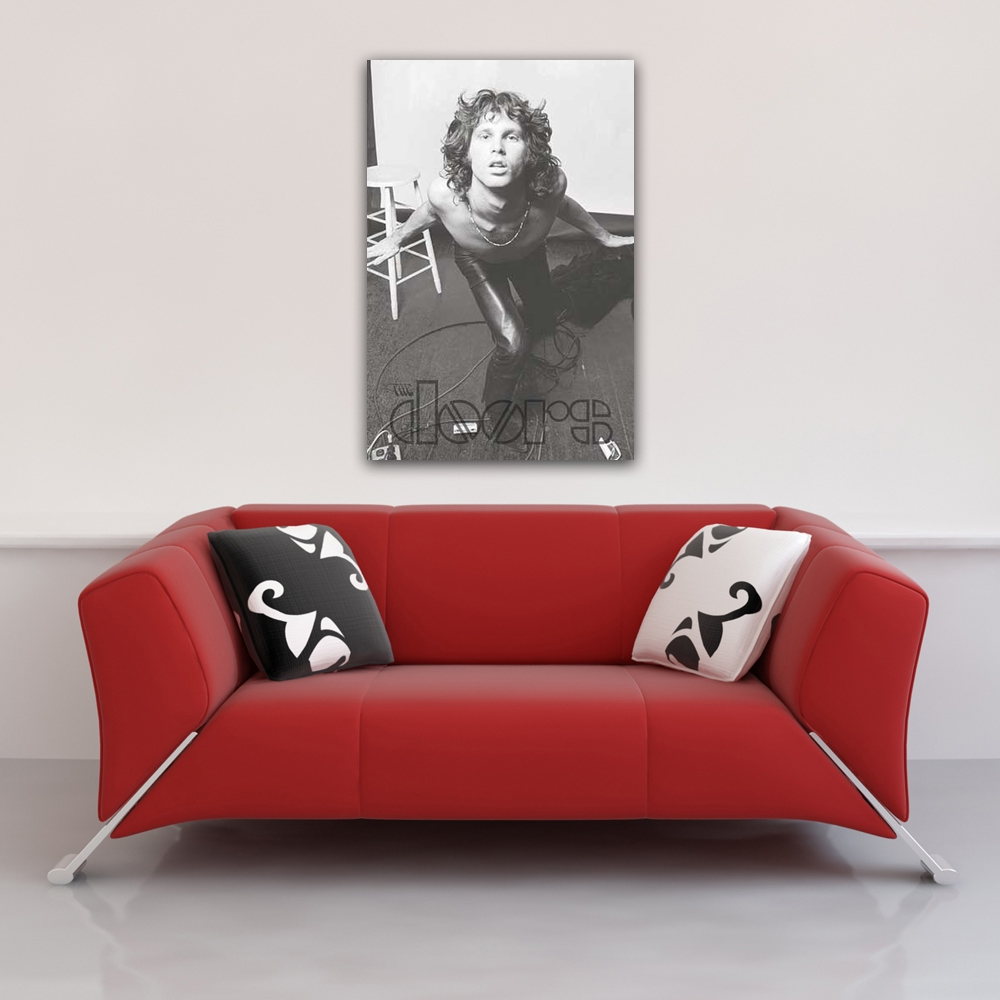The Doors - Poster - Jim Vorschau Sofa