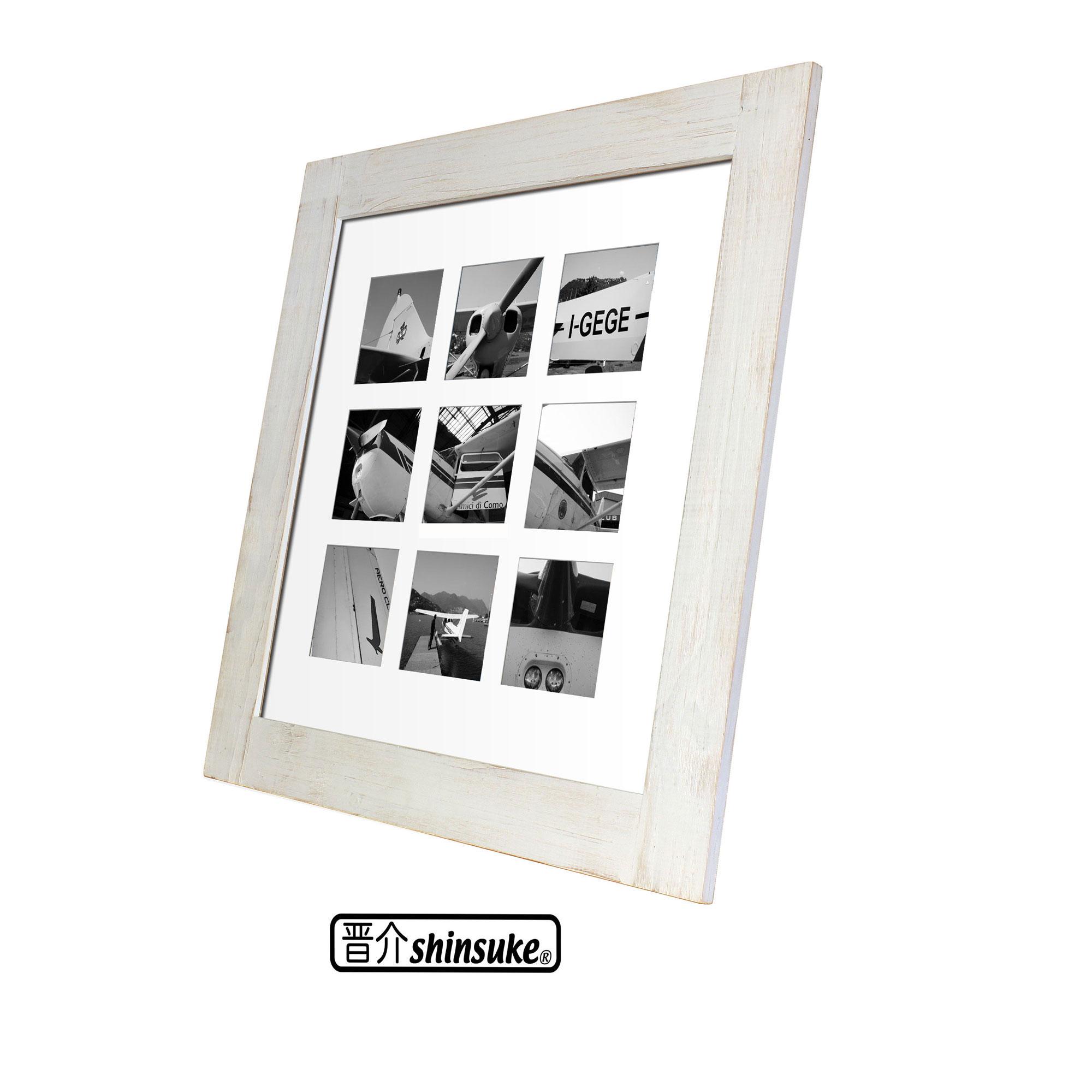 Collage Bilderrahmen - Kopenhagen whitewash Multishot ...