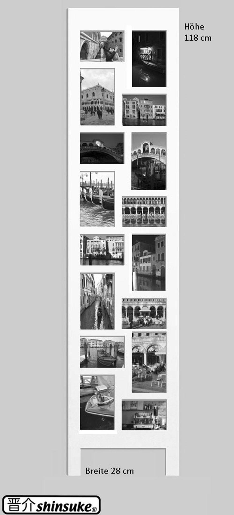 collage bilderrahmen stand up collage malta multishot. Black Bedroom Furniture Sets. Home Design Ideas