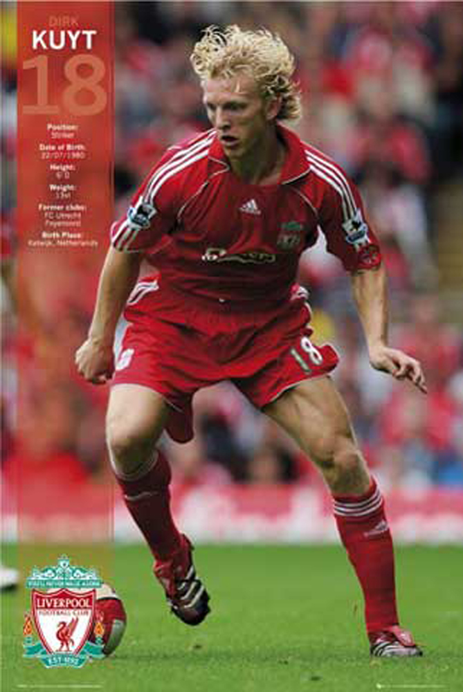 Fußball Liverpool