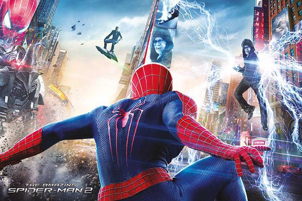 The Amazing Spider Man 2 Kostenlos Anschauen