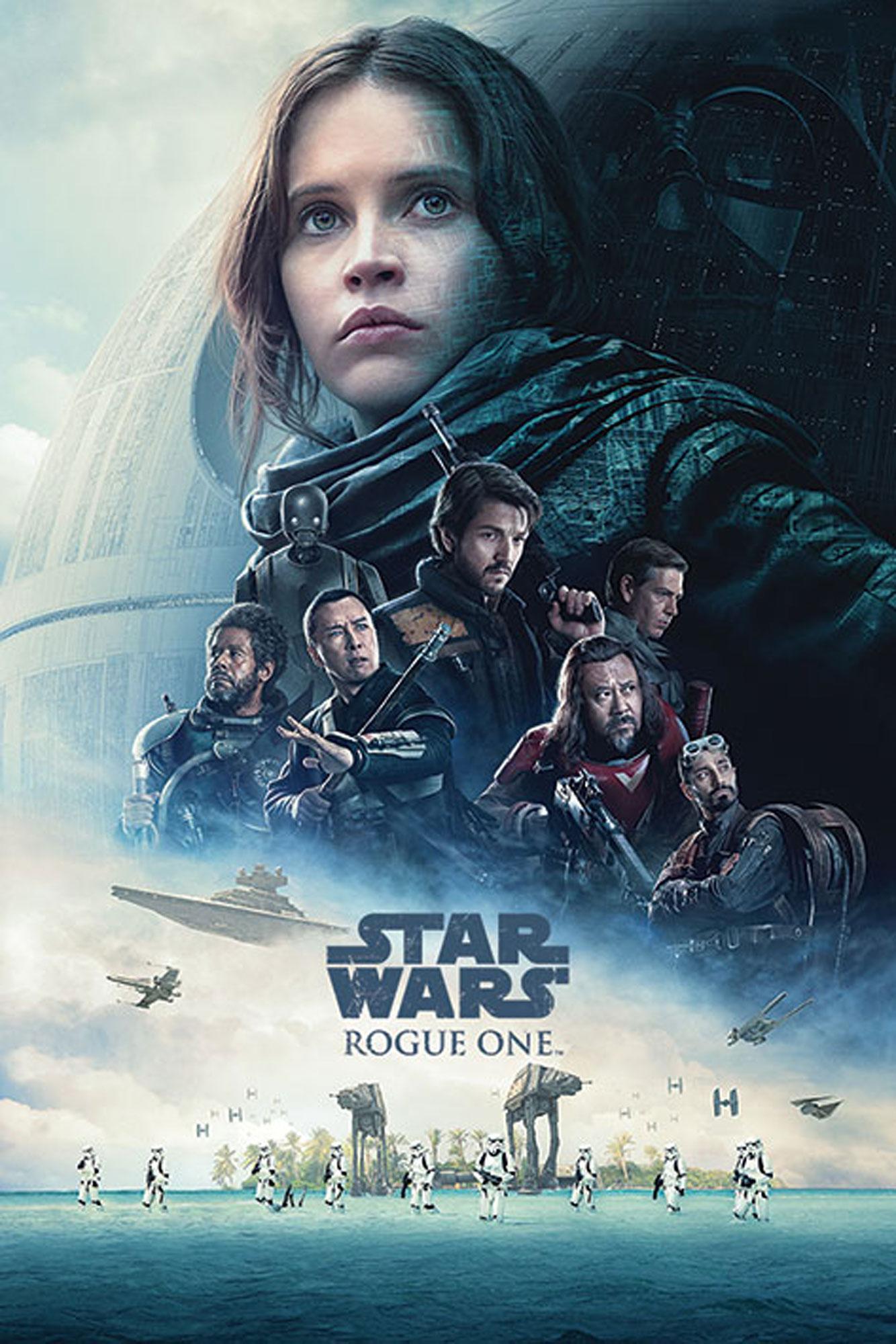 Star Wars - Rogue One - One Sheet - Poster Plakat Druck - Größe ...